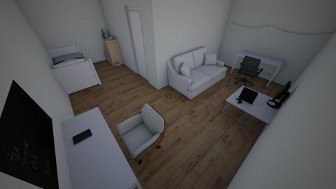 boy bedroom - Modern - Bedroom  - by Roomintriuer_lover