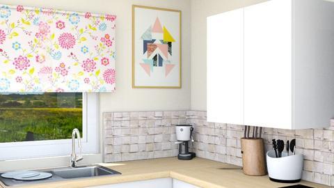 Burnet Kitchen 2 - Kitchen  - by pinklilith