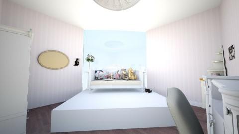 Girls Dream - Feminine - Kids room  - by lanaiahubbard