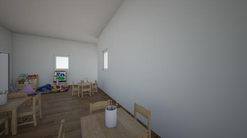 Mykas Classroom - Kids room - by mwayman