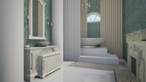 Bathroom's Apartment - Modern - Bathroom  - by Ashleymg