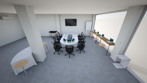 Training room AIR - Office  - by JanjyEiei