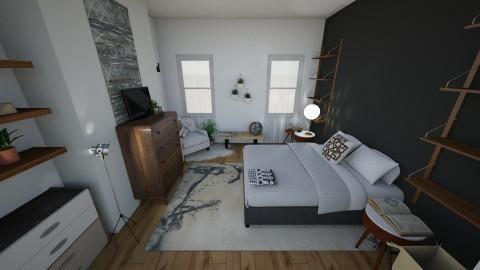 Bedroom  - by Gillian Rene