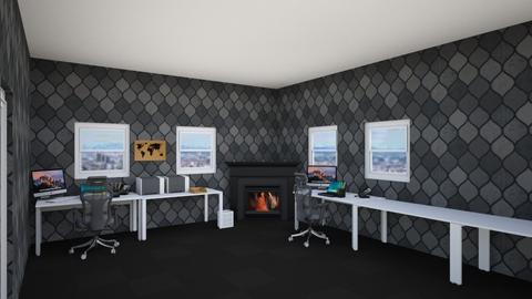 Offfice3 - Modern - Office  - by Keith Urban
