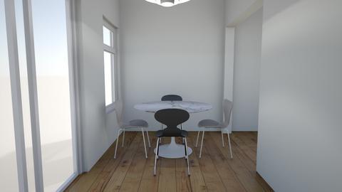 Clair Dining - Dining room - by BrianDenton