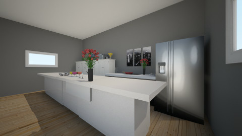 ready for a coffee - Glamour - Kitchen  - by LTooth