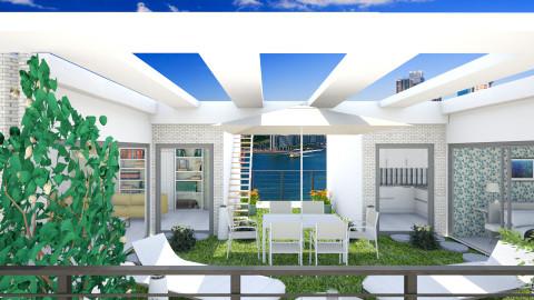 Roof Garden - Modern - by ilpiccio