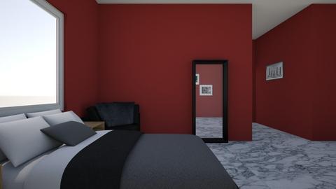 Cuarto de Daka 10 - Bedroom  - by PaolaRoque