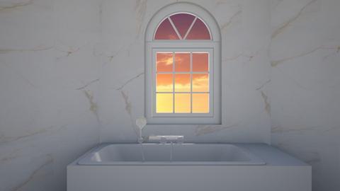 lavender fields - Country - Bathroom  - by taebay1 OSG