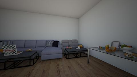 The life living - Living room  - by MonPrzOli