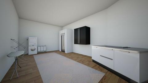 pantry and laundry room - by Emma VanDonkelaar