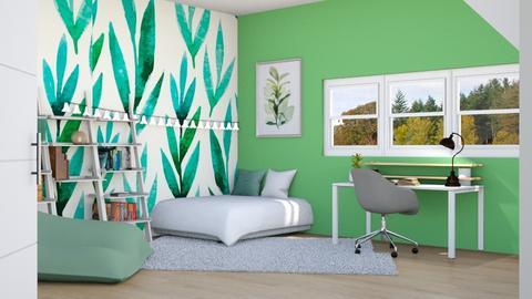 My dream room - Bedroom  - by Norbosa