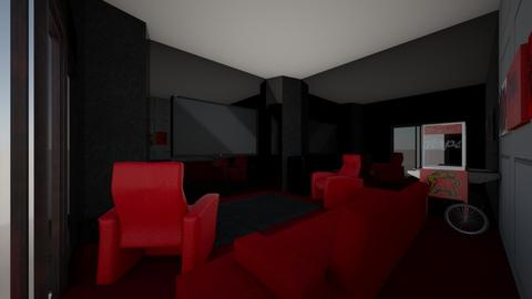 theatre - Retro - by izzyluck18