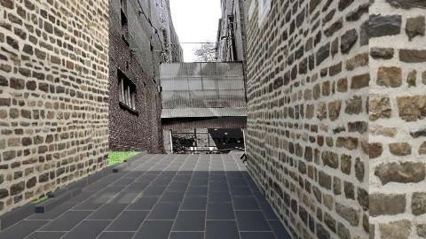 City Alley - Rustic - by anniero