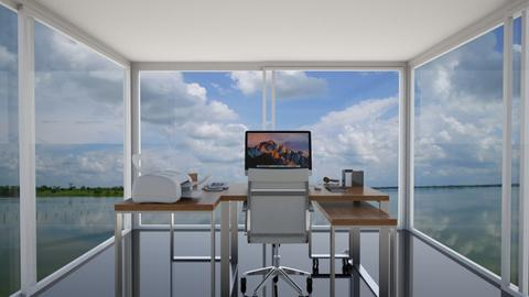 dream office - Office  - by rona123