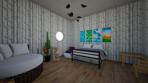 Cabin in the Woods - Modern - Kids room  - by MarineLife