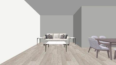 Living Room 2 - by derickhovsepian