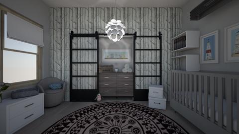 Woods nursery - Kids room - by ashley_rose04