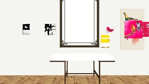 apartment bedroom - Bedroom - by mcnairymadison