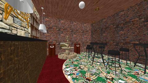 Bar - by Balthazar Pays