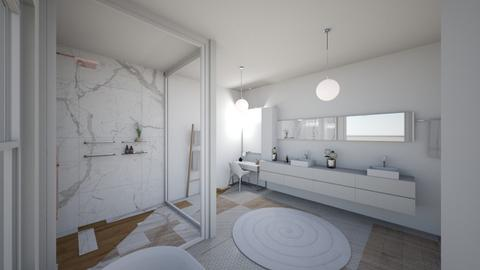 Bathroom - Minimal - Bathroom  - by Fernanda Porfirio