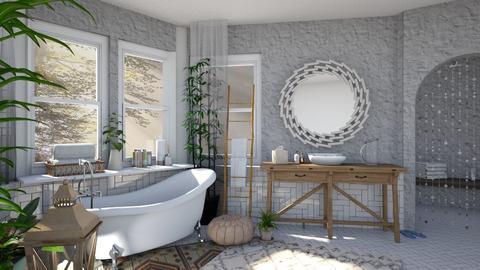 Boho Bathroom  - Eclectic - Bathroom  - by Yate