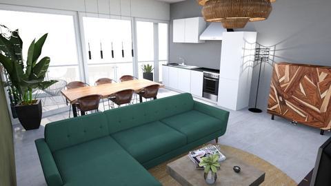 Tolhuiskade alt kitchen2 - Living room  - by Patrickvh3
