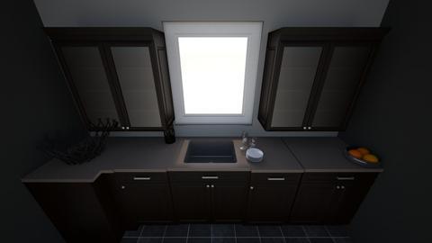 Kitchen1 - Modern - Kitchen  - by WrigleyDog39