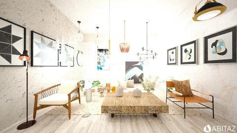 zhhzh - Living room - by Dibi