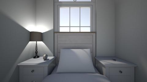 Bedroom  - Bedroom  - by Azindd