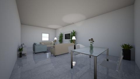 sohaib  - Living room - by sos123