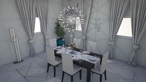 Dining Room - Dining room - by Alima Aydin
