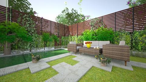 Garden - Modern - Garden  - by deleted_1523869953_sonjavlatkovic