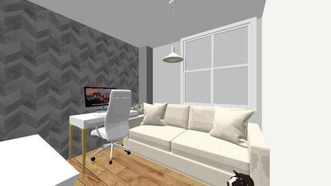 habitacion abajo ZAIDA - Office  - by enrique 99