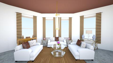 Peace in Mind - Living room  - by Dada Mu_50