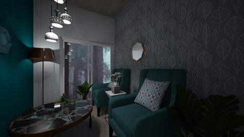 cosy - Living room - by kiki1209