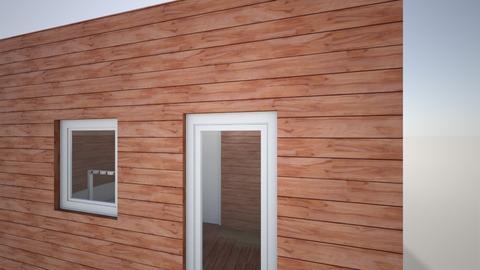 sauna - by mysticalarab