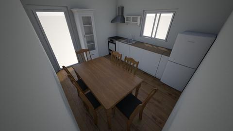 Daria kuhinja - by base11111