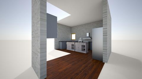 em kitchen - by emilykellum20