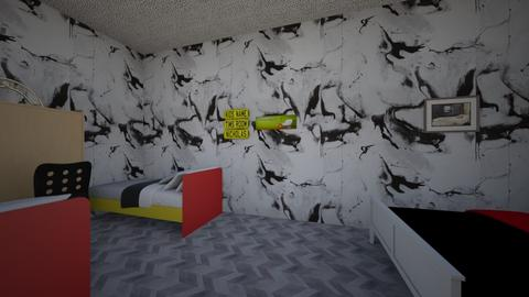 Shayla bedroom - Bedroom  - by HillviewSS