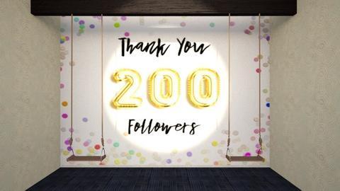 Thank You 200 - by Amyz625