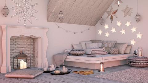 Kids Room - Feminine - Bedroom - by BFactor