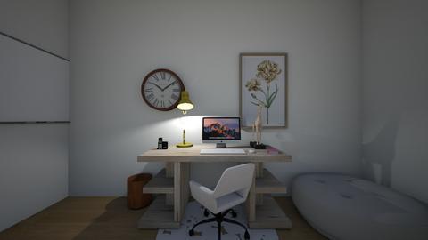 office - by Crocsrule2