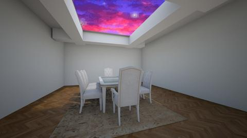 Skylight room - Living room - by BellathedesinQueen