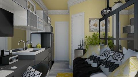 Nakagi Capsule Apartment2 - by crosette