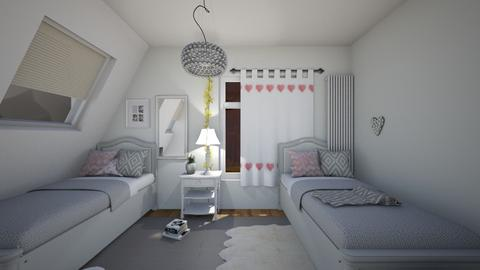 room - Bedroom  - by Tamar_