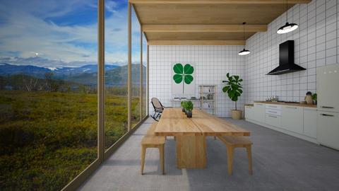 Camino - Kitchen - by amandafern