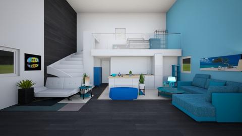 Loft - Modern - by Isaacarchitect