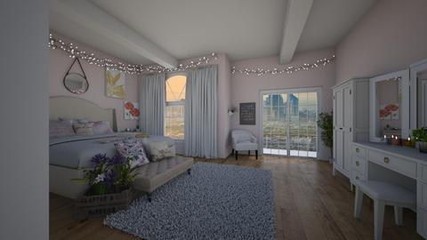 Paris Room - Classic - Bedroom  - by Natalie222