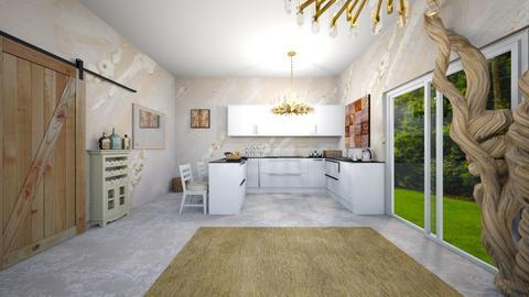 kitchen - Kitchen - by block44